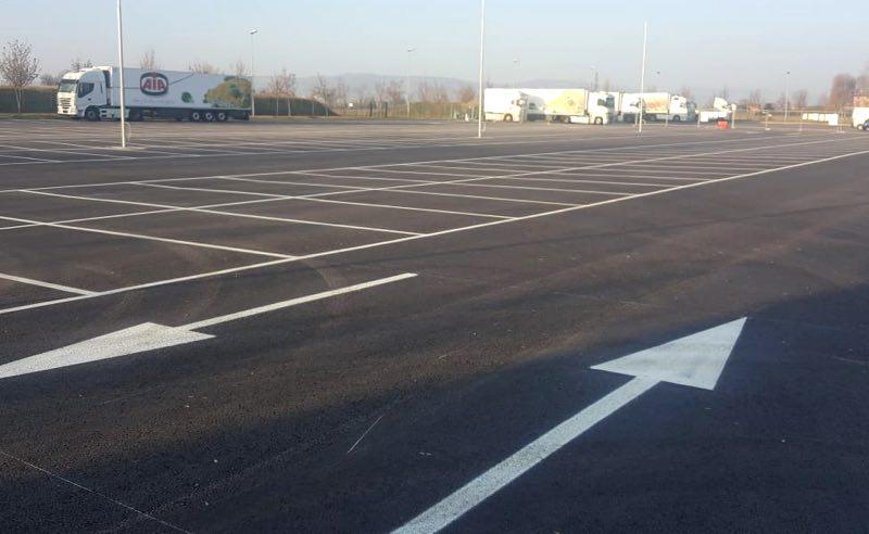 Pavimen tazioni Parcheggi e Piazzali